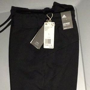 adidas Pants - Adidas Men's Post Game Fleece Pants